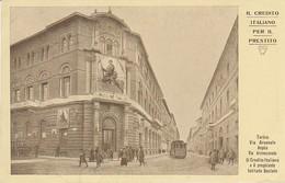 """CARTOLINA MILITARE WW1 -  """"IL CREDITO ITALIANO PER IL PRESTITO"""" - NON VIAGGIATA - C100 - Guerra 1914-18"""