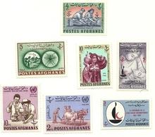 1964 - Afganistan - Commemorazioni Varie - Mini Lotto, - Afghanistan