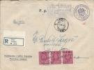 Letter FI000099 - Yugoslavia Slovenia To Croatia 1938 - Unclassified