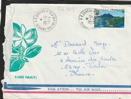 CAD  PAPEETE  R.P.  ANNEXE I   POLYNESIE  FRANCAISE - Polynésie Française