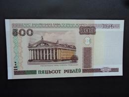 BIÉLORUSSIE : 500 RUBLEI   2000   P 27b     NEUF - Belarus