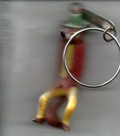 Sleutelhanger Porte Clé Porte Clef Keyholder Schlusshanger Vos Fox Renard Calvé Reclame Publiciteit Publicité - Porte-clefs