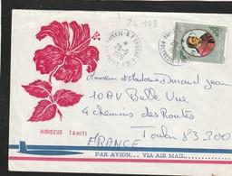 CAD  PAPEETE R.P.  ANNEXE - 1     POLYNESIE  FRANCAISE - Polynésie Française