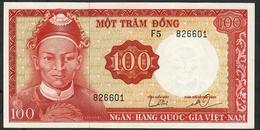 VIETNAM P19b 100 DONG (1966) UNC. - Viêt-Nam