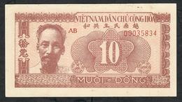 VIETNAM P59 100 DONG 1951  #AB 00035834    UNC. - Vietnam