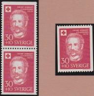 Sweden    .      Facit   .   502  +  BB        .       **   .    MNH    .   /   .  Postfris - Zweden