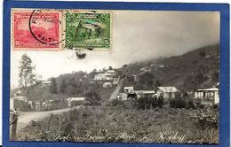 CPA Haïti Carte Photo RPPC Circulé Voir Scan Du Dos - Postcards