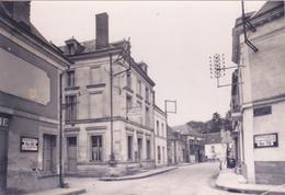 PHOTO 37 @ LES HERMITES @ Route De MONTOIRE Et La Ferrière Et Le Boulay @ Reproduction Photo D'une Carte Ancienne - Autres Communes