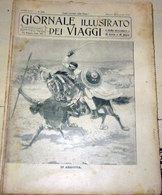 GIORNALE ILLUSTRATO DEI VIAGGI N. 500 - 1906  IN ABISSINIA - Libri, Riviste, Fumetti