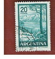 ARGENTINA - SG 954  - 1959 LAKE NAHUEL       -   USED ° - Argentina
