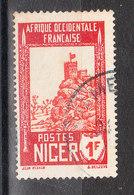 NIGER YT 45A  Oblitéré - Niger (1921-1944)