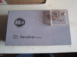 Boite Pistolet Alarme ROHM RG6, Avec  Quelques Cartouche Blanc - Unclassified