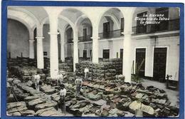 CPA Cuba Magasin De Tabac En Feuilles Circulé Voir Scan Du Dos - Postcards