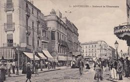 34 / MONTPELLIER / BOULEVARD DE L OBSERVATOIRE / JOLI PLAN TRAMWAY CUSENIER - Montpellier
