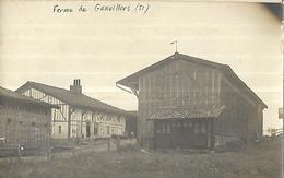 Ferme De  Gervilliers 51 Carte Photo - Francia
