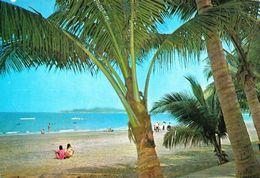 1 AK Philippinen * Nalinac Beach In Bauang - Liegt In Der Provinz La Union * - Filippine