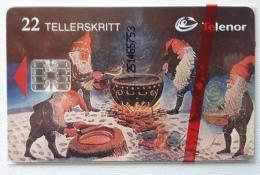 Norway , N 86 , Christmas 1996, Unused In Blister - Norvège