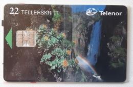 Norway , N 68 ,Waterfall, Unused In Blister - Norway