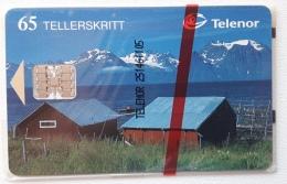 Norway N 69 , Lyngen ,unused In Blister - Norway
