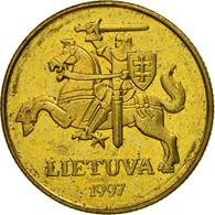 Monnaie, Lithuania, 50 Centu, 1997, TTB, Nickel-brass, KM:108 - Lituanie