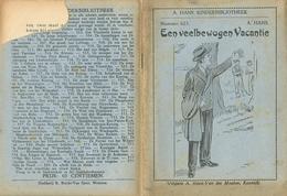 A. Hans Kinderbibliotheek Nr. 623 Een Veelbewogen Vacantie - Books, Magazines, Comics