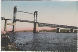 Cpa 13 Martigues - Le Pont De Caronie - Martigues