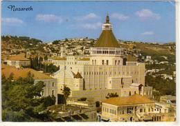 ISRAEL  NAZARETH PARTIAL VIEW  1979 - Israel