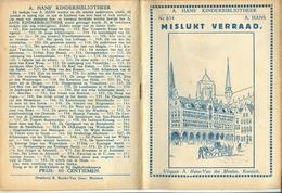 A. Hans Kinderbibliotheek Nr. 634 Mislukt Verraad ( Ieper Markt ) - Books, Magazines, Comics