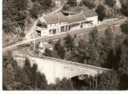 Cp 48 Auxillac - Pont De Salmon - Autres Communes