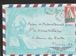 CAD  PAPEETE R.P.  ANNEXE 1   POLYNESIE  FRANCAISE - Polynésie Française