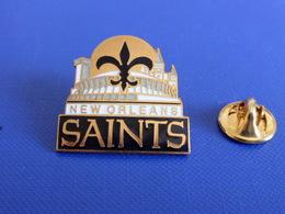 Pin's Foot Football Américain - New Orleans Saints (PS33) - Badges