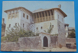 "Albania GJIROKASTRA ""CARACTHERISTIC HOUSE"", 1975, Communist Period, UNUSED. RARE - Albanie"