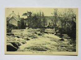 Pont-Aven, Les Moulins - Pont Aven