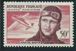 FRANCE: *, PA N°34, Ch. Légère, TB - Airmail