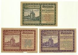 1920 - Austria - Mariazell Notgeld N63, - Austria