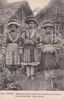 TONKIN  / DIEULEFIT 845  / REGION DE LAOKAY TRIBU DE LA FRONTIERE DU YUNNAM JEUNES FILLES MEO (TRIBU FLEURIE) - Viêt-Nam