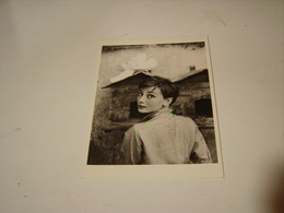 AUDREY HEPBURN PHOTO DE PHILIPPE HALSMAN - Photos