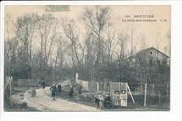 Carte  Les Houilles  Le Bois Des Sablons ( Enfants Chien )( Recto Verso ) - Houilles