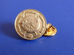 Pin's Polo Team - Pin's Club - Championnat Du Monde Deauville 1991 - Collection Foire Salon Bourse Du Pin's (YG55) - Badges