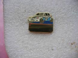 Pin's Peugeot 205 De Compétition. - Peugeot
