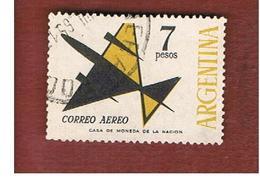 ARGENTINA - SG 1086   - 1963  FLIGHT   -   USED ° - Argentina