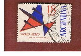 ARGENTINA - SG 1088   - 1963  FLIGHT   -   USED ° - Argentina