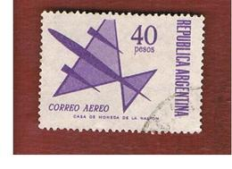ARGENTINA - SG 1292   - 1963  FLIGHT   -   USED ° - Argentina