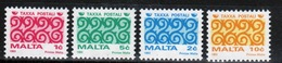 Malta Set Of Stamps From 1993 Of Postage Due Stamps. - Malta
