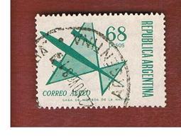 ARGENTINA - SG 1153   - 1963  FLIGHT   -   USED ° - Argentina