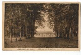 22478  CPA   CHAMPENARD  : Château De Beauchesne Et Avenue !! - Altri Comuni