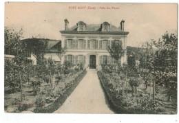 22496  CPA   PORT MORT  : Villa Des Fleurs   1940 ! - Autres Communes