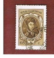ARGENTINA - SG 1313   - 1970 SAN MARTIIN  -   USED ° - Argentina