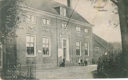 Wormer; Raadhuis - Niet Gelopen. (Kuyper's Boek- En Kantoorboekhandel) - Wormerveer
