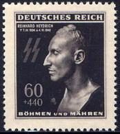 Bohemia 110 (*) Sin Goma. 1943 - Nuevos
